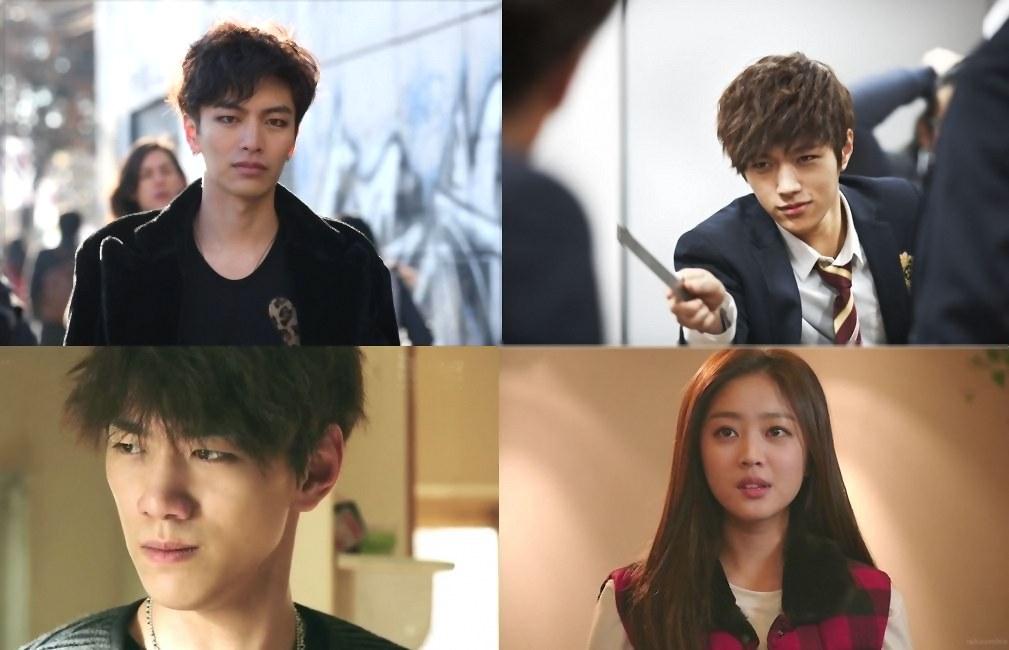 Sung joon and jo bo ah dating